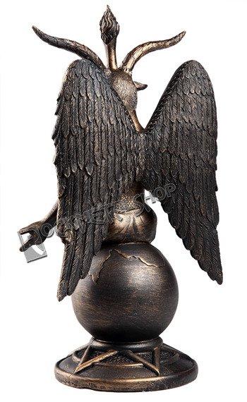 dekoracja BAPHOMET ANTIQUITY