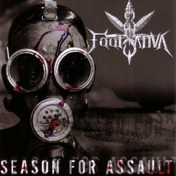 8 FOOT SATIVA: SEASON FOR ASSAULT (CD)
