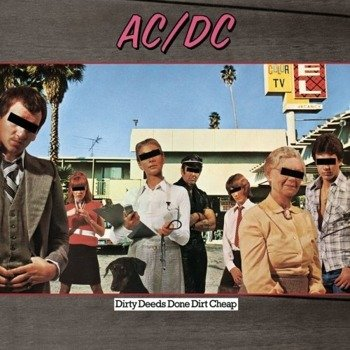 AC/DC : DIRTY DEEDS DONE DIRT CHEAP (CD)