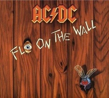 AC/DC : FLY ON THE WALL (CD)