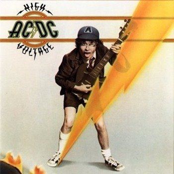AC/DC: HIGH VOLTAGE (LP VINYL)