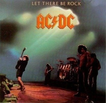 AC/DC : LET THERE BE ROCK (CD)