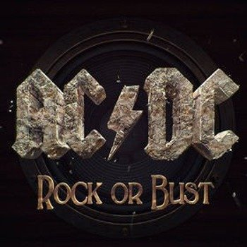 AC/DC : ROCK OR BUST (CD)