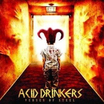 ACID DRINKERS: VERSES OF STEEL(CD)