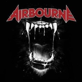 AIRBOURNE: BLACK DOG BARKING (LP VINYL)