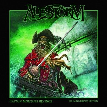 ALESTORM: CAPTAIN MORGAN'S REVENGE (CD)