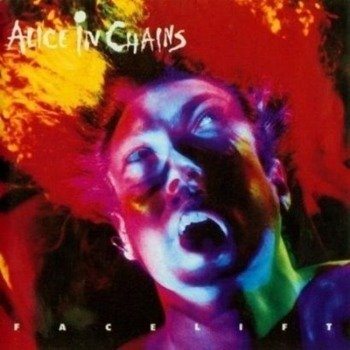 ALICE IN CHAINS : FACELIFT (CD)