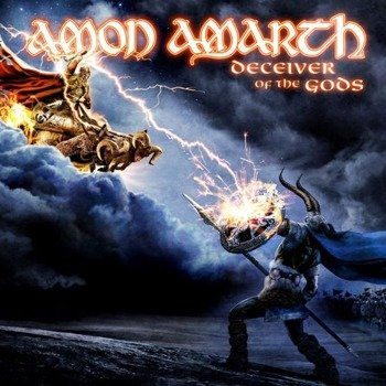 AMON AMARTH: DECEIVER OF THE GODS (CD)