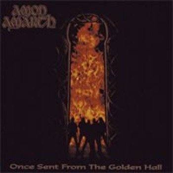 AMON AMARTH: ONCE SENT FROM THE GOLDEN HALL (2LP VINYL)