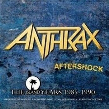 ANTHRAX: AFTERSHOCK 1985-1990 (4CD)