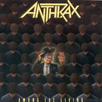 ANTHRAX: AMONG THE LIVING (CD)