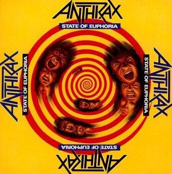 ANTHRAX: STATE OF EUPHORIA (CD)