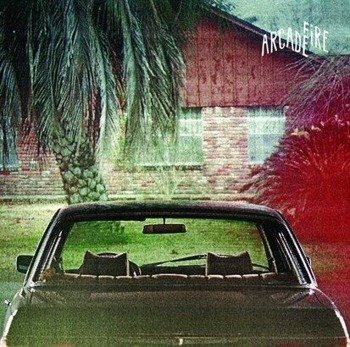 ARCADE FIRE : SUBURB (CD)