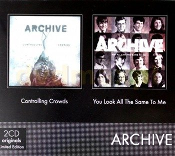ARCHIVE: CONTROLLING CROWDS/YOU LOOK ALL THE SAME TO ME (2CD)