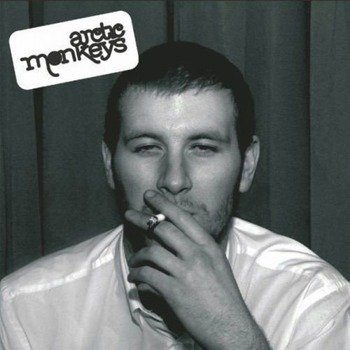 ARCTIC MONKEYS : WHATEVER PEOPLE SAY I AM, THAT'S WHAT I'M NOT (CD)