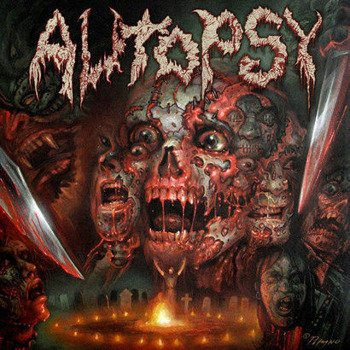 AUTOPSY: THE HEADLESS RITUAL (CD)
