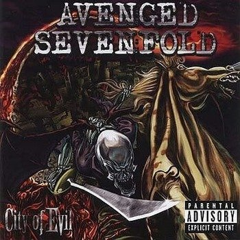 AVENGED SEVENFOLD: CITY OF EVIL (CD)