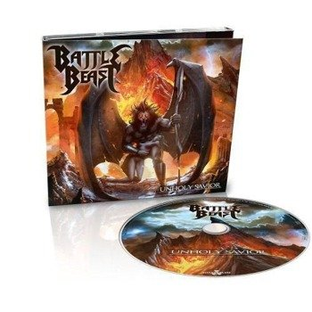 BATTLE BEAST: UNHOLY SAVIOR (CD LIMITED)