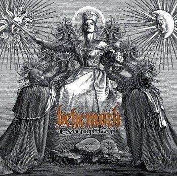 BEHEMOTH: EVANGELION (CD)