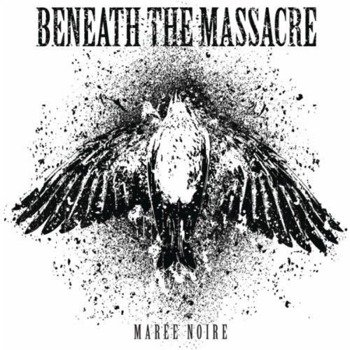 BENEATH THE MASSACRE: MAREE NOIRE (CD)