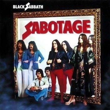 BLACK SABBATH: SABOTAGE (LP VINYL)