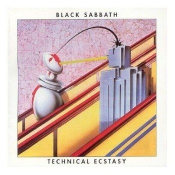 BLACK SABBATH: TECHNICAL ECSTASY (LP VINYL)