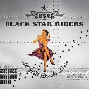 BLACK STAR RIDERS: ALL HELL BREAKS LOOSE (CD)