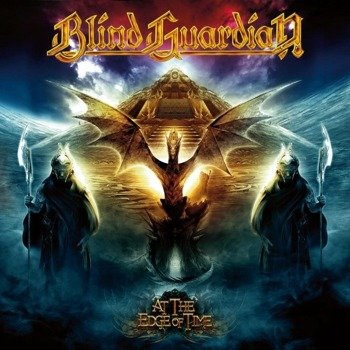 BLIND GUARDIAN:  AT THE EDGE OF TIME (CD)