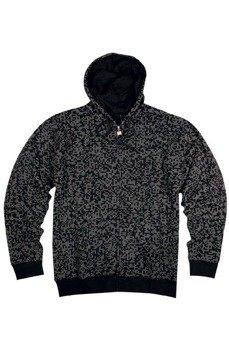 Bluza z suwakiem DC(CODED) (BLACK)