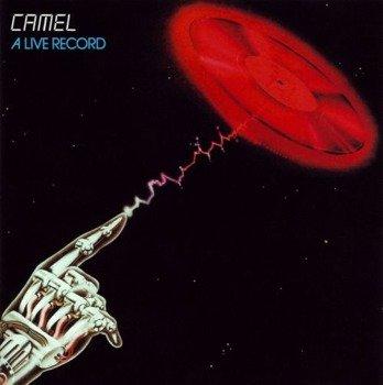 CAMEL: CAMEL LIVE - A LIVE RECORD (2CD)