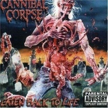 CANNIBAL CORPSE: EATEN BACK TO LIFE (CD)
