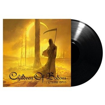 CHILDREN OF BODOM: I WORSHIP CHAOS (LP VINYL)