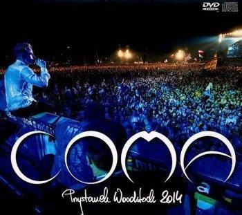COMA:  PRZYSTANEK WOODSTOCK 2014 (2CD+DVD)
