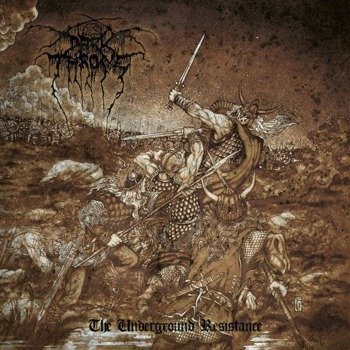 DARKTHRONE: THE UNDERGROUND RESISTANCE (CD)