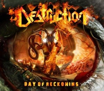 DESTRUCTION: DAY OF RECKONING (CD)