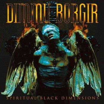 DIMMU BORGIR: SPIRITUAL BLACK DIMENSIONS (CD)