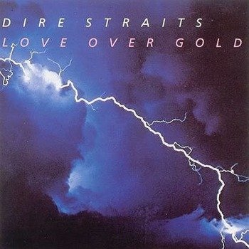 DIRE STRAITS: LOVE OVER GOLD (CD)