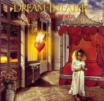 DREAM THEATER: IMAGES AND WORDS (CD)
