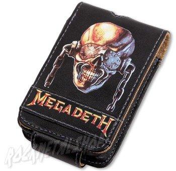 Etui na MUZYCZNY PLAYER MP3 - MEGADETH