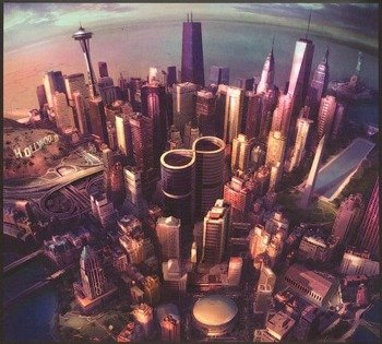 FOO FIGHTERS : SONIC HIGHWAYS (CD)