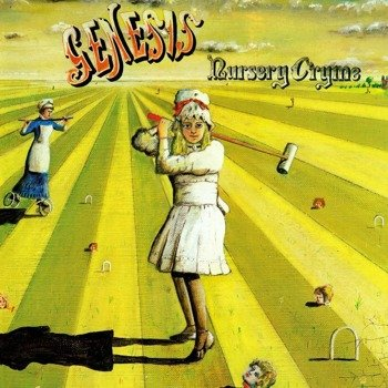 GENESIS: NURSERY CRYME (CD)