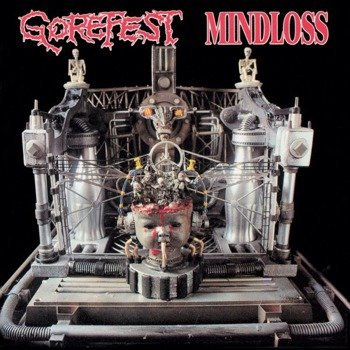 GOREFEST: MINDLOSS (CD)