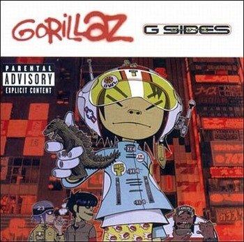 GORILLAZ: G SIDES (CD)