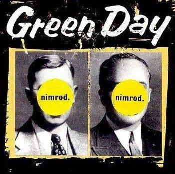 GREEN DAY : NIMROD (CD)