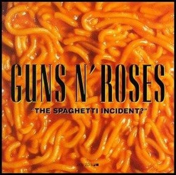 GUNS N' ROSES: THE SPAGHETTI INCIDENT? (CD)