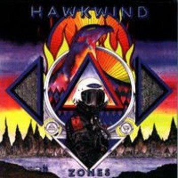 HAWKWIND: ZONES (2LP VINYL)