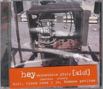 HEY: SIC (CD)