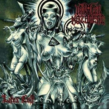 IMPALED NAZARENE: LATEX CULT (CD)