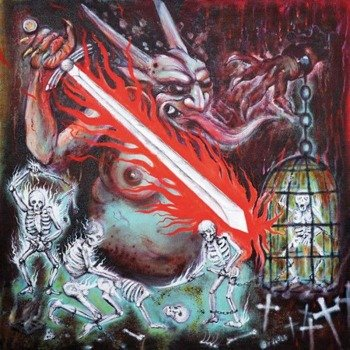 IMPALED NAZARENE: VIGOROUS AND LIBERATING DEATH (CD)