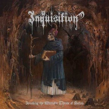 INQUISITION: INVOKING THE MAJESTIC THRONE OF SATAN (CD)
